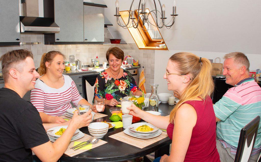 Kochkurs in Weidenberg - essen genießen mit allen Sinnen!